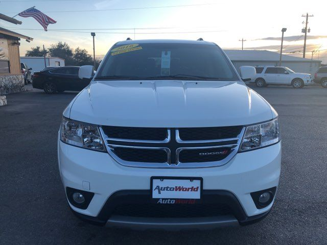 2016 Dodge Journey SXT in Marble Falls, TX 78654