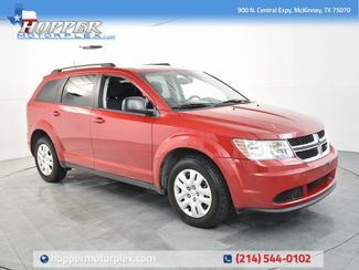 2016 Dodge Journey SE in McKinney, Texas 75070