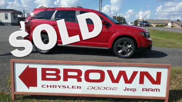 2016 Dodge Journey Crossroad Plus Minden, LA
