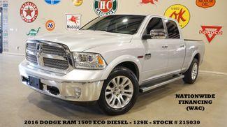 2016 Dodge Ram 1500 Laramie Longhorn 4X4 ECODIESEL,ROOF,NAV,129K in Carrollton, TX 75006