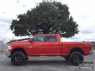 2016 Dodge Ram 1500 Crew Cab Lone Star 5.7L Hemi V8 4X4 in San Antonio Texas, 78217