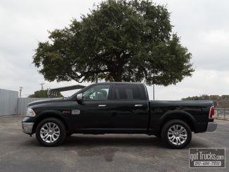 2016 Dodge Ram 1500 Crew Cab Longhorn EcoDiesel 4X4 in San Antonio Texas, 78217