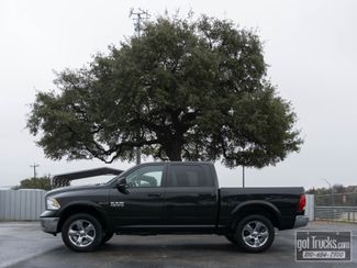 2016 Dodge Ram 1500 Crew Cab Outdoorsman EcoDiesel 4X4 in San Antonio Texas, 78217
