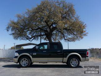 2016 Dodge Ram 1500 Crew Cab Longhorn 5.7L Hemi V8 4X4 in San Antonio Texas, 78217