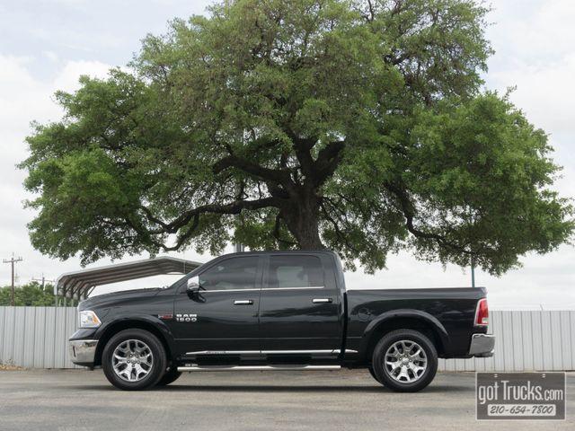 2016 Dodge Ram 1500 Crew Cab Longhorn Limited EcoDiesel 4X4