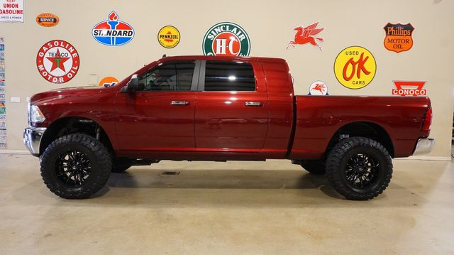 2016 Dodge Ram 2500 Lone Star 4X4 LIFTED,BACK-UP CAM,FUEL WHLS,52K