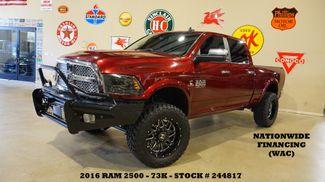 2016 Dodge Ram 2500 Laramie 4X4 DIESEL,LIFTED,NAV,HTD/COOL LTH,73K in Carrollton, TX 75006