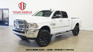 2016 Dodge Ram 2500 Laramie 4X4 DIESEL,LIFTED,ROOF,NAV,FUEL WHLS,100K in Carrollton, TX 75006