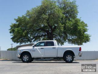2016 Dodge Ram 2500 Crew Cab Outdoorsman 6.7L Cummins Turbo Diesel 4x4 in San Antonio, Texas 78217