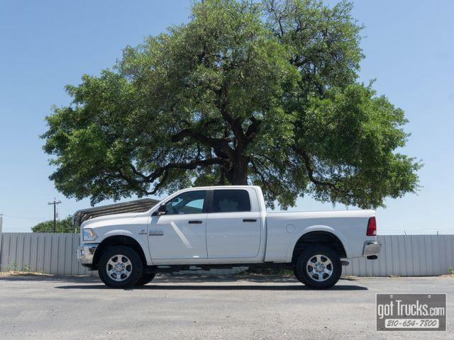 2016 Dodge Ram 2500 Crew Cab Outdoorsman 6.7L Cummins Turbo Diesel 4x4