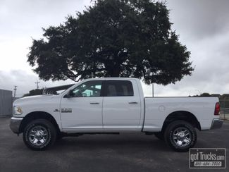 2016 Dodge Ram 2500 Crew Cab SLT 6.7L Cummins Turbo Diesel 4X4 in San Antonio Texas, 78217