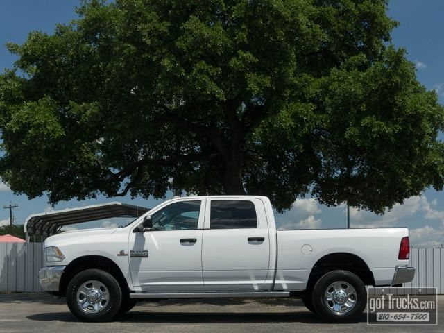 2016 Dodge Ram 2500 Crew Cab Tradesman 6.7L Cummins Turbo Diesel 4X4