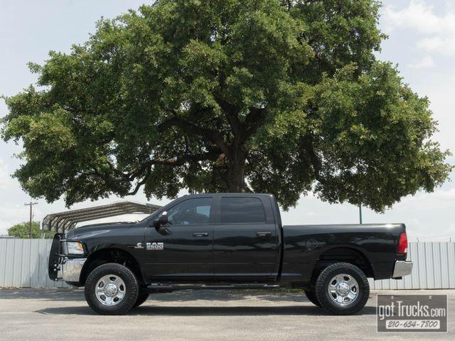2016 Dodge Ram 2500 Crew Cab Tradesman 6.7L Cummins Turbo Diesel 4X4 in San Antonio Texas, 78217