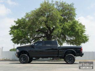 2016 Dodge Ram 2500 Mega Cab Laramie 6.7L Cummins Turbo Diesel 4X4 in San Antonio, Texas 78217