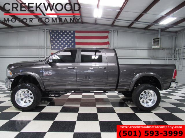2016 dodge ram 2500 laramie 4x4 diesel lifted mega cab nav chrome 22s ebay. Black Bedroom Furniture Sets. Home Design Ideas