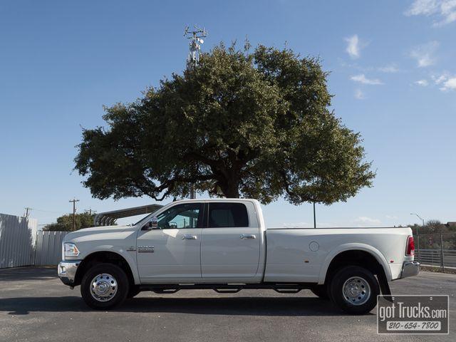 2016 Dodge Ram 3500 Crew Cab Laramie 6.7L Cummins Turbo Diesel 4X4