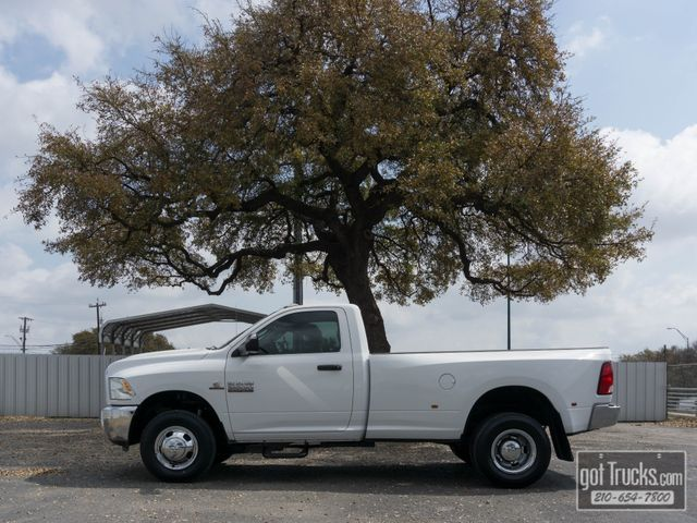 2016 Dodge Ram 3500 Regular Cab Tradesman 6.7L Cummins Diesel 4X4