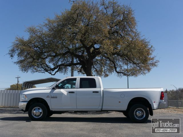 2016 Dodge Ram 3500 Crew Cab Tradesman 6.7L Cummins Turbo Diesel 4X4
