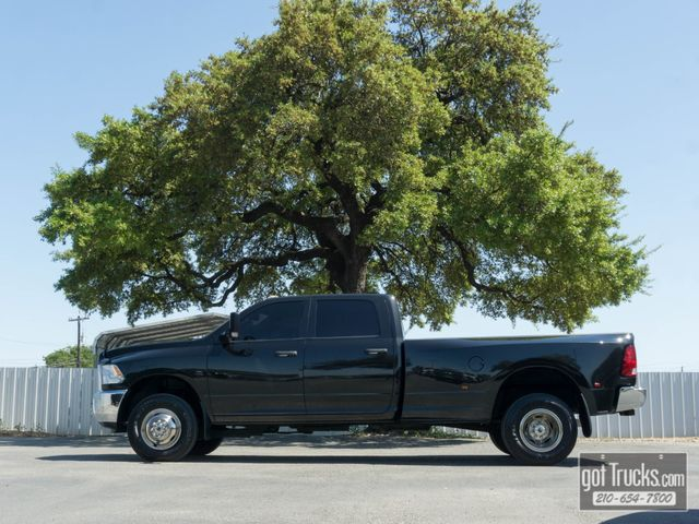 2016 Dodge Ram 3500 Crew Cab Tradesman 6.7L Cummins Turbo Diesel 4X4 in San Antonio, Texas 78217