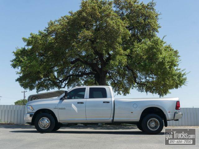 2016 Dodge Ram 3500 Crew Cab Tradesman 6.7L Cummins Turbo Diesel