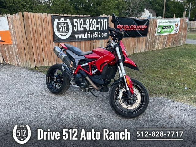 2016 Ducati Hypermotard 939 Naked Fun