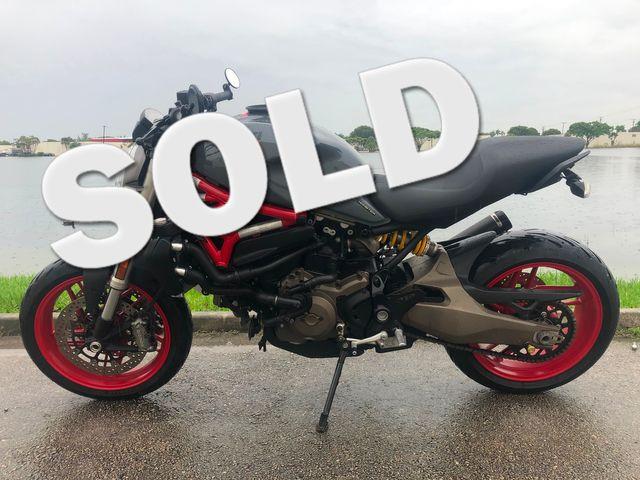2016 Ducati Monster 821 in Dania Beach , Florida 33004
