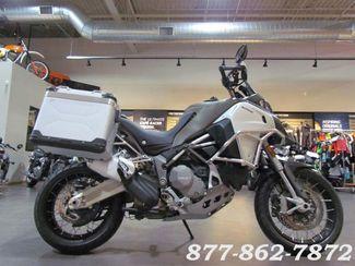 2016 Ducati MULTISTRADA 1200 ENDURO WHITE STAR SILK MULTISTRADA 1200 in Chicago, Illinois 60555