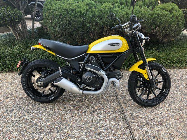 2016 Ducati Scrambler Icon