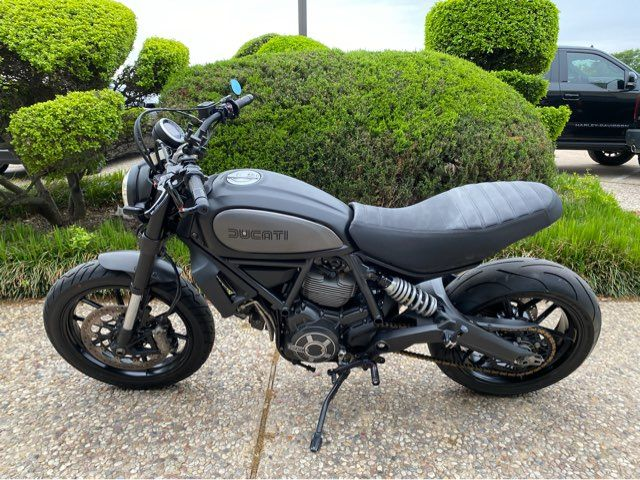 2016 Ducati Scrambler in McKinney, TX 75070