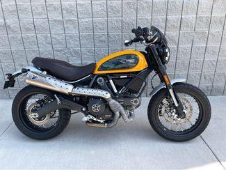 2016 Ducati Scrambler CLASSIC in McKinney, TX 75070