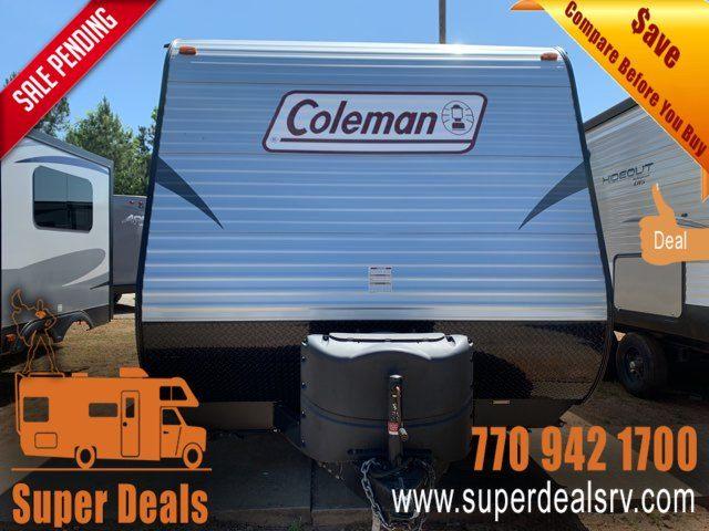 2016 Dutchmen Coleman 192RD