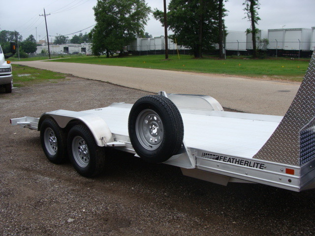 2019 Featherlite 3110 Open Car Trailer Available Options CONROE, TX 7