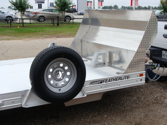 2021 Featherlite 3110 Open Car Trailer Available Options CONROE, TX 12
