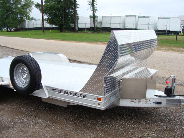 2021 Featherlite 3110 Open Car Trailer Available Options CONROE, TX 14
