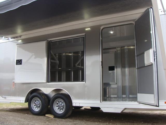 2016 Featherlite 4926 - 24' Enclosed Car Trailer ENCLOSED CAR TRAILER in Conroe, TX 77384