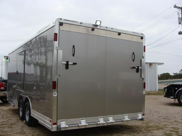 2016 Featherlite 4926 - 24' Enclosed Car Trailer ENCLOSED CAR TRAILER CONROE, TX 14