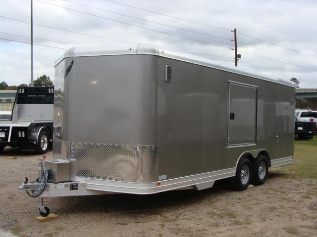 2016 Featherlite 4926 - 24' Enclosed Car Trailer ENCLOSED CAR TRAILER CONROE, TX 4