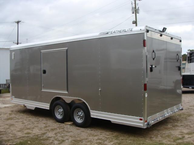 2016 Featherlite 4926 - 24' Enclosed Car Trailer ENCLOSED CAR TRAILER CONROE, TX 6