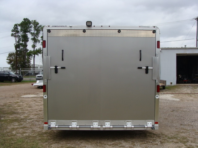 2016 Featherlite 4926 - 24' Enclosed Car Trailer ENCLOSED CAR TRAILER CONROE, TX 7