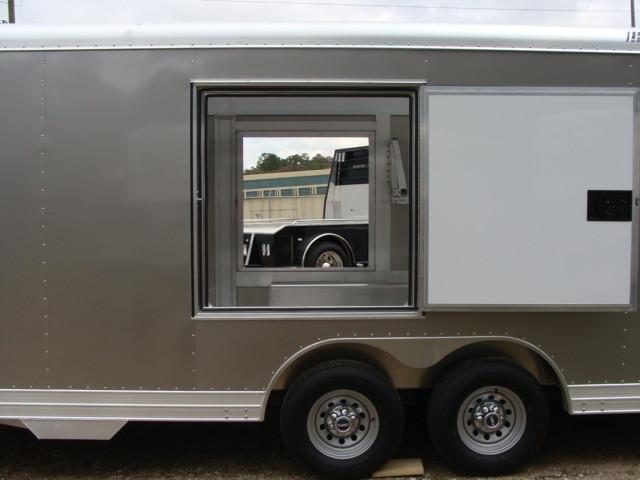 2016 Featherlite 4926 - 24' Enclosed Car Trailer ENCLOSED CAR TRAILER CONROE, TX 5