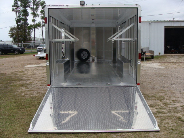 2016 Featherlite 4926 - 24' Enclosed Car Trailer ENCLOSED CAR TRAILER CONROE, TX 8