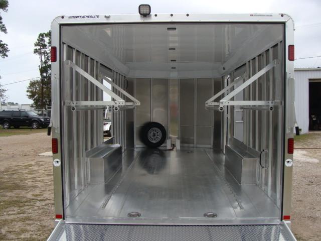 2016 Featherlite 4926 - 24' Enclosed Car Trailer ENCLOSED CAR TRAILER CONROE, TX 10