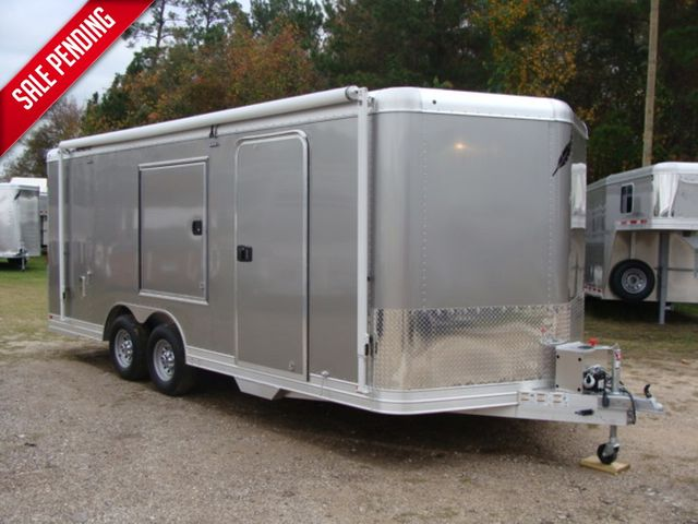2016 Featherlite 4926 - 24' Enclosed Car Trailer ENCLOSED CAR TRAILER CONROE, TX