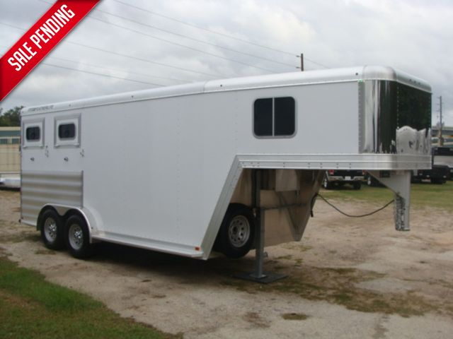 2016 Featherlite 8542 Legend Edition Two Horse Big Horse