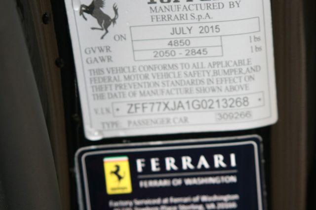 2016 Ferrari California T Houston, Texas 35