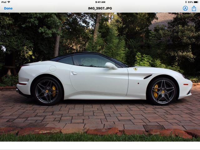 2016 Ferrari California T Houston, Texas 5