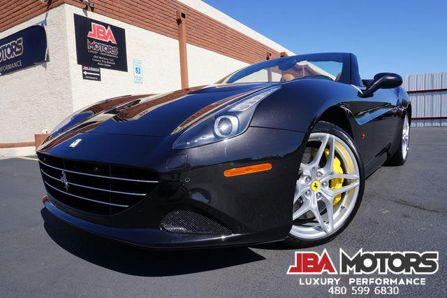 2016 Ferrari California T Convertible