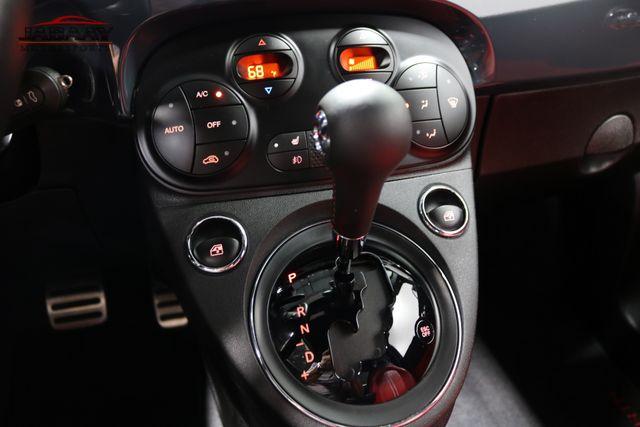 2016 Fiat 500 Abarth Merrillville, Indiana 22