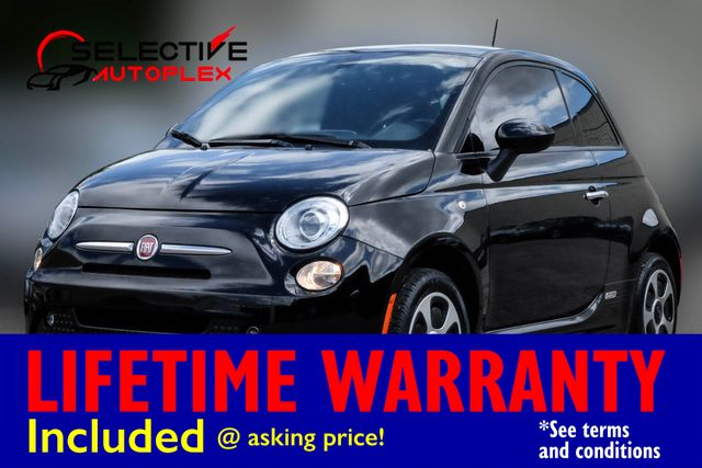 2016 Fiat 500e Battery Electric Hatchback in Addison, TX 75001