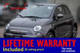 2016 Fiat 500e Battery Electric Hatchback, NAV, HEATED SEATS in Carrollton, TX 75006